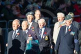 Remembrance Sunday Cenotaph March Past 2013: C11 - RAFLING Association.. Press stand opposite the Foreign Office building, Whitehall, London SW1, London, Greater London, United Kingdom, on 10 November 2013 at 12:07, image #1782