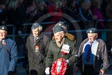 Remembrance Sunday Cenotaph March Past 2013: C19 - Royal Air Force Yatesbury Association.. Press stand opposite the Foreign Office building, Whitehall, London SW1, London, Greater London, United Kingdom, on 10 November 2013 at 12:08, image #1821