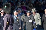 Remembrance Sunday Cenotaph March Past 2013: C20 - Royal Air Force Airfield Construction Branch Association.. Press stand opposite the Foreign Office building, Whitehall, London SW1, London, Greater London, United Kingdom, on 10 November 2013 at 12:08, image #1827