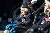 Remembrance Sunday Cenotaph March Past 2013: C21 - Women's Auxiliary Air Force.. Press stand opposite the Foreign Office building, Whitehall, London SW1, London, Greater London, United Kingdom, on 10 November 2013 at 12:09, image #1849
