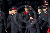Remembrance Sunday Cenotaph March Past 2013: M7 - Salvation Army.. Press stand opposite the Foreign Office building, Whitehall, London SW1, London, Greater London, United Kingdom, on 10 November 2013 at 12:10, image #1922
