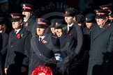 Remembrance Sunday Cenotaph March Past 2013: M7 - Salvation Army.. Press stand opposite the Foreign Office building, Whitehall, London SW1, London, Greater London, United Kingdom, on 10 November 2013 at 12:10, image #1924