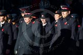 Remembrance Sunday Cenotaph March Past 2013: M7 - Salvation Army.. Press stand opposite the Foreign Office building, Whitehall, London SW1, London, Greater London, United Kingdom, on 10 November 2013 at 12:10, image #1925