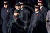 Remembrance Sunday Cenotaph March Past 2013: M7 - Salvation Army.. Press stand opposite the Foreign Office building, Whitehall, London SW1, London, Greater London, United Kingdom, on 10 November 2013 at 12:10, image #1928