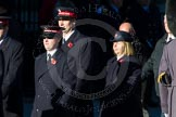 Remembrance Sunday Cenotaph March Past 2013: M7 - Salvation Army.. Press stand opposite the Foreign Office building, Whitehall, London SW1, London, Greater London, United Kingdom, on 10 November 2013 at 12:10, image #1929