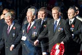 Remembrance Sunday Cenotaph March Past 2013: M12 - National Association of Retired Police Officers.. Press stand opposite the Foreign Office building, Whitehall, London SW1, London, Greater London, United Kingdom, on 10 November 2013 at 12:10, image #1945