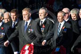 Remembrance Sunday Cenotaph March Past 2013: M12 - National Association of Retired Police Officers.. Press stand opposite the Foreign Office building, Whitehall, London SW1, London, Greater London, United Kingdom, on 10 November 2013 at 12:10, image #1947