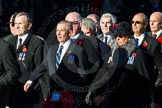 Remembrance Sunday Cenotaph March Past 2013: M12 - National Association of Retired Police Officers.. Press stand opposite the Foreign Office building, Whitehall, London SW1, London, Greater London, United Kingdom, on 10 November 2013 at 12:10, image #1949