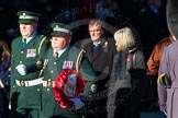 Remembrance Sunday Cenotaph March Past 2013: M15 - London Ambulance Service Retirement Association.. Press stand opposite the Foreign Office building, Whitehall, London SW1, London, Greater London, United Kingdom, on 10 November 2013 at 12:10, image #1989