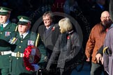 Remembrance Sunday Cenotaph March Past 2013: M15 - London Ambulance Service Retirement Association.. Press stand opposite the Foreign Office building, Whitehall, London SW1, London, Greater London, United Kingdom, on 10 November 2013 at 12:10, image #1990