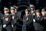 Remembrance Sunday Cenotaph March Past 2013: M16 - St John Ambulance.. Press stand opposite the Foreign Office building, Whitehall, London SW1, London, Greater London, United Kingdom, on 10 November 2013 at 12:11, image #1997