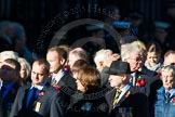 Remembrance Sunday Cenotaph March Past 2013: M34 - RBL Non Ex-Service Members.. Press stand opposite the Foreign Office building, Whitehall, London SW1, London, Greater London, United Kingdom, on 10 November 2013 at 12:13, image #2136