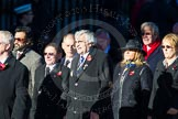 Remembrance Sunday Cenotaph March Past 2013: M40 - Lions Club International.. Press stand opposite the Foreign Office building, Whitehall, London SW1, London, Greater London, United Kingdom, on 10 November 2013 at 12:14, image #2186