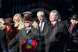 Remembrance Sunday Cenotaph March Past 2013: M41 - Rotary International.. Press stand opposite the Foreign Office building, Whitehall, London SW1, London, Greater London, United Kingdom, on 10 November 2013 at 12:14, image #2196