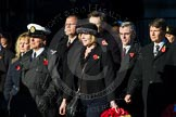 Remembrance Sunday Cenotaph March Past 2013. Press stand opposite the Foreign Office building, Whitehall, London SW1, London, Greater London, United Kingdom, on 10 November 2013 at 12:16, image #2334