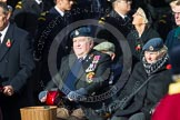 Remembrance Sunday at the Cenotaph in London 2014: Group C1 - Royal Air Forces Association. Press stand opposite the Foreign Office building, Whitehall, London SW1, London, Greater London, United Kingdom, on 09 November 2014 at 11:37, image #25