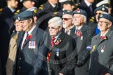 Remembrance Sunday at the Cenotaph in London 2014: Group C12 - Royal Air Force Mountain Rescue Association. Press stand opposite the Foreign Office building, Whitehall, London SW1, London, Greater London, United Kingdom, on 09 November 2014 at 11:39, image #142