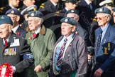 Remembrance Sunday at the Cenotaph in London 2014: Group C14 - Royal Air Force Yatesbury Association. Press stand opposite the Foreign Office building, Whitehall, London SW1, London, Greater London, United Kingdom, on 09 November 2014 at 11:40, image #145