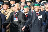 Remembrance Sunday at the Cenotaph in London 2014: Group C20 - Federation of Royal Air Force Apprentice & Boy Entrant Associations. Press stand opposite the Foreign Office building, Whitehall, London SW1, London, Greater London, United Kingdom, on 09 November 2014 at 11:40, image #167