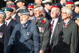 Remembrance Sunday at the Cenotaph in London 2014: Group C20 - Federation of Royal Air Force Apprentice & Boy Entrant Associations. Press stand opposite the Foreign Office building, Whitehall, London SW1, London, Greater London, United Kingdom, on 09 November 2014 at 11:40, image #169