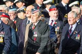 Remembrance Sunday at the Cenotaph in London 2014: Group C20 - Federation of Royal Air Force Apprentice & Boy Entrant Associations. Press stand opposite the Foreign Office building, Whitehall, London SW1, London, Greater London, United Kingdom, on 09 November 2014 at 11:40, image #173