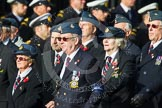 Remembrance Sunday at the Cenotaph in London 2014: Group C21 - Royal Air Force Air Loadmasters Association. Press stand opposite the Foreign Office building, Whitehall, London SW1, London, Greater London, United Kingdom, on 09 November 2014 at 11:40, image #179