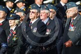 Remembrance Sunday at the Cenotaph in London 2014: Group C21 - Royal Air Force Air Loadmasters Association. Press stand opposite the Foreign Office building, Whitehall, London SW1, London, Greater London, United Kingdom, on 09 November 2014 at 11:40, image #180