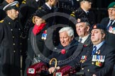 Remembrance Sunday at the Cenotaph in London 2014: Group C24 - British Limbless Ex-Service Men's Association. Press stand opposite the Foreign Office building, Whitehall, London SW1, London, Greater London, United Kingdom, on 09 November 2014 at 11:41, image #203