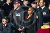 Remembrance Sunday at the Cenotaph in London 2014: Group C24 - British Limbless Ex-Service Men's Association. Press stand opposite the Foreign Office building, Whitehall, London SW1, London, Greater London, United Kingdom, on 09 November 2014 at 11:41, image #211