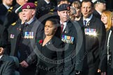 Remembrance Sunday at the Cenotaph in London 2014: Group C24 - British Limbless Ex-Service Men's Association. Press stand opposite the Foreign Office building, Whitehall, London SW1, London, Greater London, United Kingdom, on 09 November 2014 at 11:41, image #212