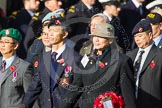 Remembrance Sunday at the Cenotaph in London 2014: Group D2 - Hong Kong Ex-Servicemen's Association (UK Branch). Press stand opposite the Foreign Office building, Whitehall, London SW1, London, Greater London, United Kingdom, on 09 November 2014 at 11:43, image #279