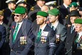 Remembrance Sunday at the Cenotaph in London 2014: Group D4 - Foreign Legion Association. Press stand opposite the Foreign Office building, Whitehall, London SW1, London, Greater London, United Kingdom, on 09 November 2014 at 11:43, image #286