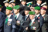 Remembrance Sunday at the Cenotaph in London 2014: Group D4 - Foreign Legion Association. Press stand opposite the Foreign Office building, Whitehall, London SW1, London, Greater London, United Kingdom, on 09 November 2014 at 11:43, image #287