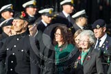 Remembrance Sunday at the Cenotaph in London 2014: Group D5 - Not Forgotten Association. Press stand opposite the Foreign Office building, Whitehall, London SW1, London, Greater London, United Kingdom, on 09 November 2014 at 11:43, image #305