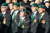 Remembrance Sunday at the Cenotaph in London 2014: Group D6 - TRBL Ex-Service Members. Press stand opposite the Foreign Office building, Whitehall, London SW1, London, Greater London, United Kingdom, on 09 November 2014 at 11:44, image #321