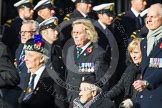 Remembrance Sunday at the Cenotaph in London 2014: Group D8 - The Royal British Legion Scotland. Press stand opposite the Foreign Office building, Whitehall, London SW1, London, Greater London, United Kingdom, on 09 November 2014 at 11:44, image #327