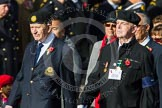 Remembrance Sunday at the Cenotaph in London 2014: Group D16 - ONET UK. Press stand opposite the Foreign Office building, Whitehall, London SW1, London, Greater London, United Kingdom, on 09 November 2014 at 11:45, image #378