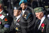 Remembrance Sunday at the Cenotaph in London 2014: Group D29 - Bond Van Wapenbroeders. Press stand opposite the Foreign Office building, Whitehall, London SW1, London, Greater London, United Kingdom, on 09 November 2014 at 11:48, image #514