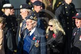 Remembrance Sunday at the Cenotaph in London 2014: Group E2 - Royal Naval Association. Press stand opposite the Foreign Office building, Whitehall, London SW1, London, Greater London, United Kingdom, on 09 November 2014 at 11:49, image #572