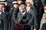 Remembrance Sunday at the Cenotaph in London 2014: Group E2 - Royal Naval Association. Press stand opposite the Foreign Office building, Whitehall, London SW1, London, Greater London, United Kingdom, on 09 November 2014 at 11:49, image #579
