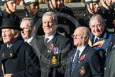 Remembrance Sunday at the Cenotaph in London 2014: Group E35 - Association of Royal Yachtsmen. Press stand opposite the Foreign Office building, Whitehall, London SW1, London, Greater London, United Kingdom, on 09 November 2014 at 11:54, image #832