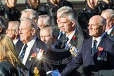 Remembrance Sunday at the Cenotaph in London 2014: Group E35 - Association of Royal Yachtsmen. Press stand opposite the Foreign Office building, Whitehall, London SW1, London, Greater London, United Kingdom, on 09 November 2014 at 11:54, image #835