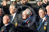 Remembrance Sunday at the Cenotaph in London 2014: Group E35 - Association of Royal Yachtsmen. Press stand opposite the Foreign Office building, Whitehall, London SW1, London, Greater London, United Kingdom, on 09 November 2014 at 11:54, image #838