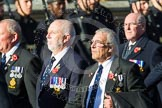 Remembrance Sunday at the Cenotaph in London 2014: Group E35 - Association of Royal Yachtsmen. Press stand opposite the Foreign Office building, Whitehall, London SW1, London, Greater London, United Kingdom, on 09 November 2014 at 11:54, image #839