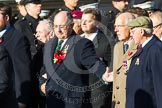 Remembrance Sunday at the Cenotaph in London 2014: ??? Please let me know which group this is! ???. Press stand opposite the Foreign Office building, Whitehall, London SW1, London, Greater London, United Kingdom, on 09 November 2014 at 11:55, image #886