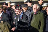 Remembrance Sunday at the Cenotaph in London 2014: ??? Please let me know which group this is! ???. Press stand opposite the Foreign Office building, Whitehall, London SW1, London, Greater London, United Kingdom, on 09 November 2014 at 11:55, image #896