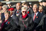 Remembrance Sunday at the Cenotaph in London 2014: Group A1 - Blind Veterans UK. Press stand opposite the Foreign Office building, Whitehall, London SW1, London, Greater London, United Kingdom, on 09 November 2014 at 11:56, image #902