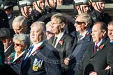 Remembrance Sunday at the Cenotaph in London 2014: Group A1 - Blind Veterans UK. Press stand opposite the Foreign Office building, Whitehall, London SW1, London, Greater London, United Kingdom, on 09 November 2014 at 11:56, image #915