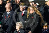 Remembrance Sunday at the Cenotaph in London 2014: Group A1 - Blind Veterans UK. Press stand opposite the Foreign Office building, Whitehall, London SW1, London, Greater London, United Kingdom, on 09 November 2014 at 11:56, image #924