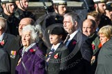 Remembrance Sunday at the Cenotaph in London 2014: Group F2 - Italy Star Association. Press stand opposite the Foreign Office building, Whitehall, London SW1, London, Greater London, United Kingdom, on 09 November 2014 at 11:56, image #943